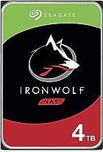 Seagate IronWolf 4TB NAS Internal Hard Drive HDD – CMR 3.5
