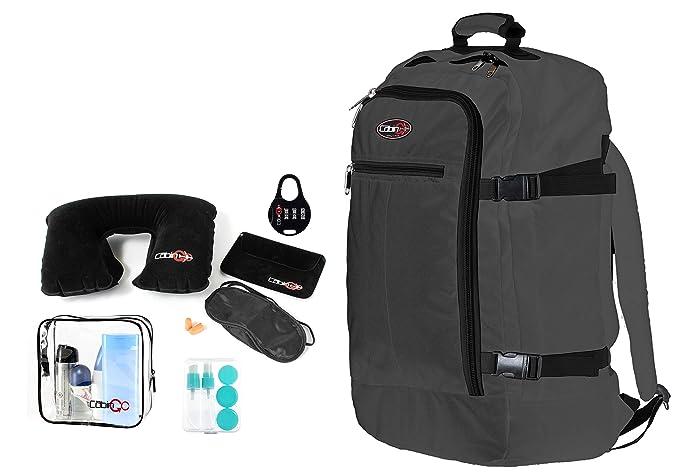 150 opinioni per CABIN GO Zaino cod. MAX 5540 bagaglio a mano/cabina da viaggio, 55 x 40 x 20 cm,