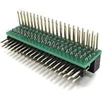 Micro Conectores Raspberry Pi 40 Pines GPIO 1 a 2 Placa de expansión (RAS-GP02)