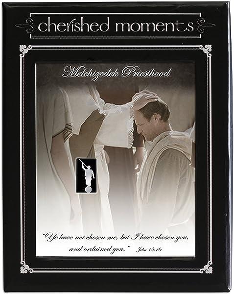 Amazon com: Cherished Moments LDS Melchizedek Priesthood