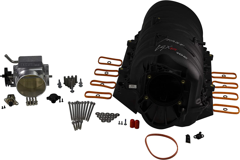 FAST 54039B LSX Black 92mm Intake Manifold