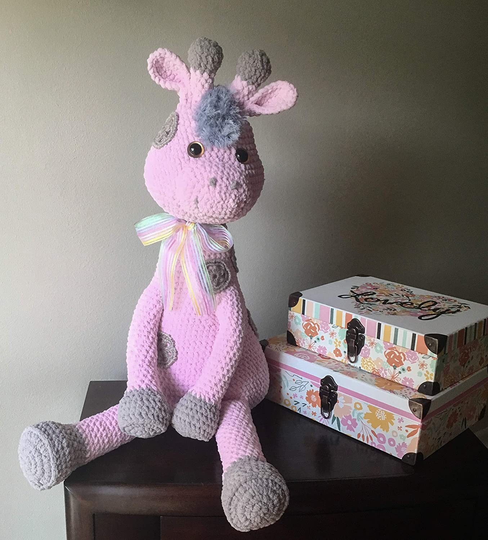 Amazon.com: Pussy girl, Organic Amigurumi Doll , organic handmade ... | 1500x1355