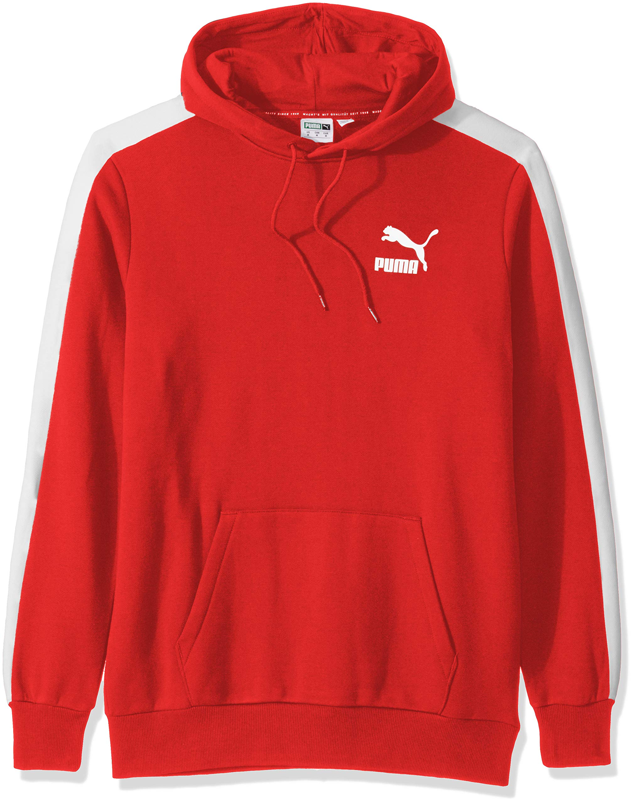 PUMA Men's Iconic T7 Hoody Fleece