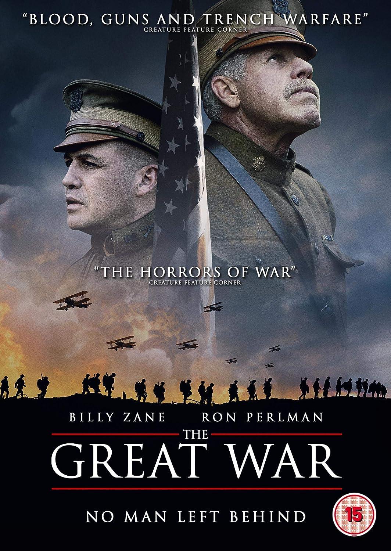 The Great War [DVD]: Amazon.es: Ron Perlman, Billy Zane ...