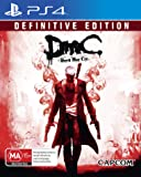DMC DEVIL MAY CRY: DEFINITIVE COLLECTION   (PlayStation 4)