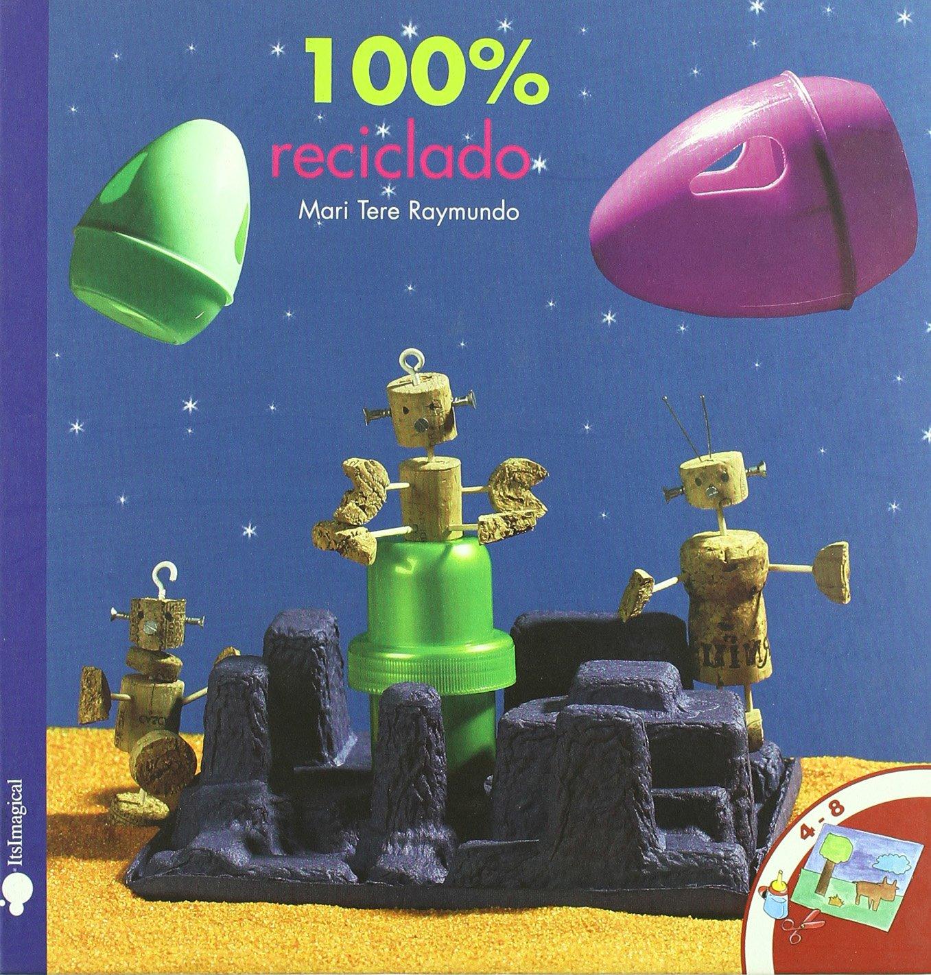 100% reciclado (Spanish) Paperback