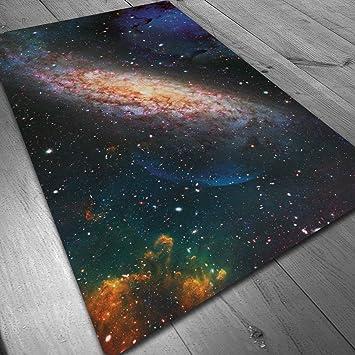 Tapete de Neopreno 150x90 cm - Galaxia: Amazon.es: Juguetes ...