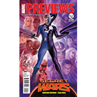 June 2015 Marvel Previews (English Edition)