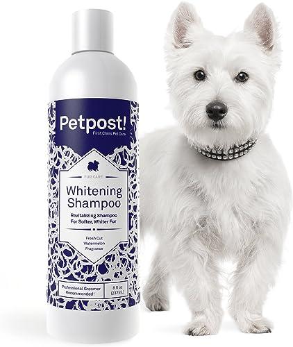 Petpost-Dog-Whitening-Shampoo