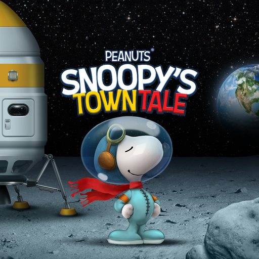 (Snoopy's Town Tale - City Building)