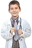 Natural Uniforms Childrens Lab Coat-Soft Touch