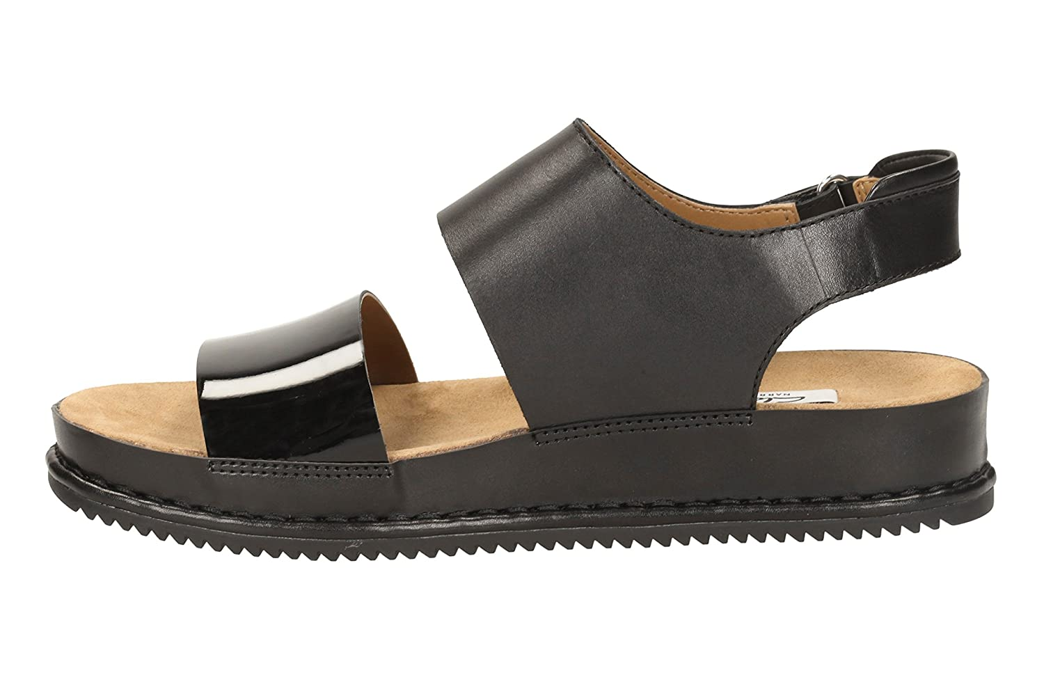 39798abdf Clarks Women s Alderlake Sun Leather Fashion Sandals  Buy Online at Low  Prices in India - Amazon.in