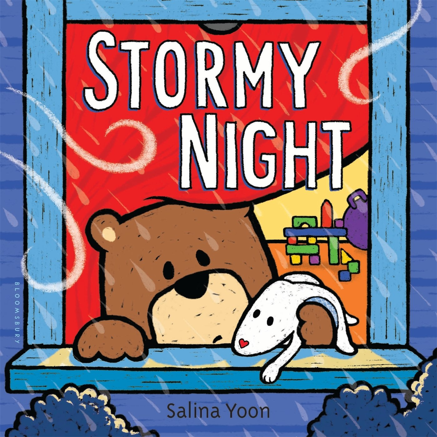 Stormy Night by Salina Yoon