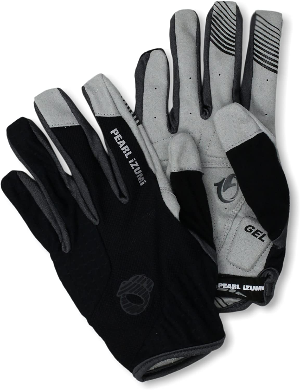 Pearl Izumi Men/'s Cyclone Gel Full Finger Cycling Gloves  Size Medium ~ New ~