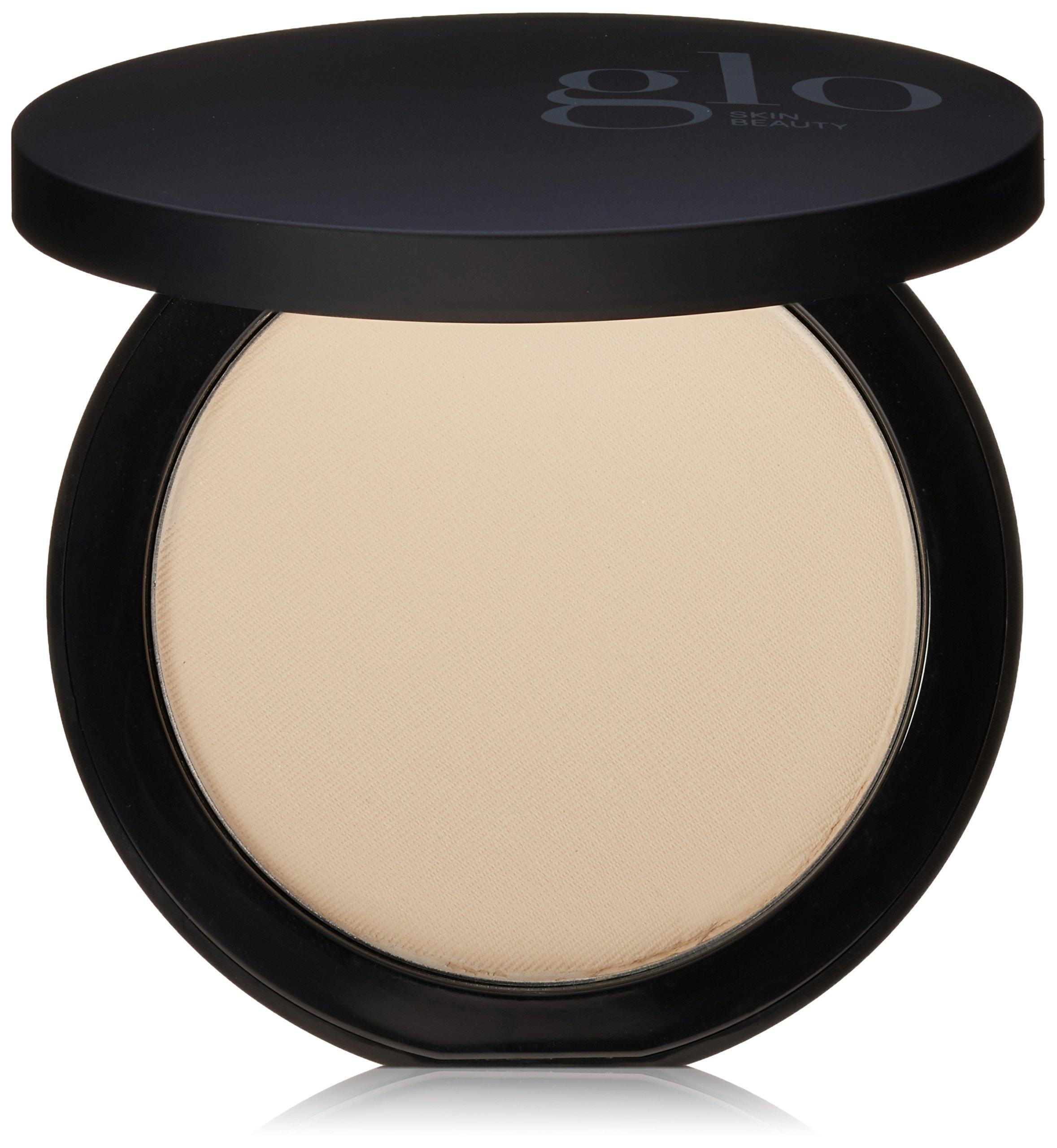 Glo Skin Beauty Perfecting Powder | Translucent Foundation Makeup Setting Powder | Set Liquid and Powder Foundations