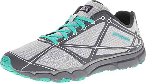 6ccfe661 Patagonia Women's Everlong Trail Running Shoe,Tailored Grey,8 M US ...