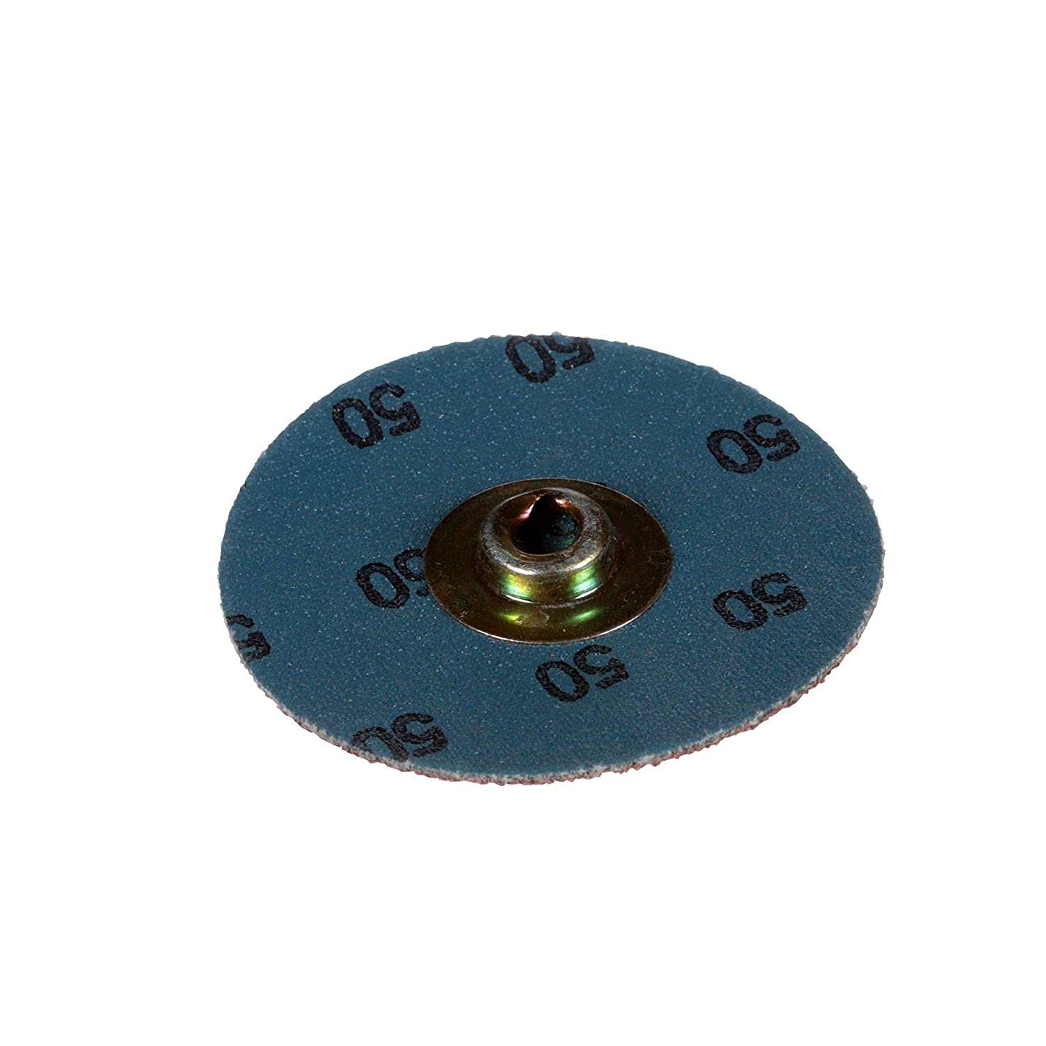 TS 522454 2 in 50 3M Standard Abrasives Quick Change Aluminum Oxide Extra 2 Ply Disc