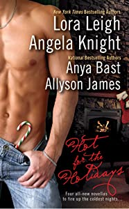 Hot for the Holidays (Breed Book 19)