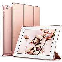 ESR Cover ipad 2, Custodia iPad 2 Smart Cover Case Custodia risveglio automaticamente/funzione di sonno per iPad 3 iPad 4