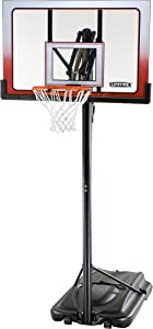 Lifetime 1558 52 Inch Portable Basketball System