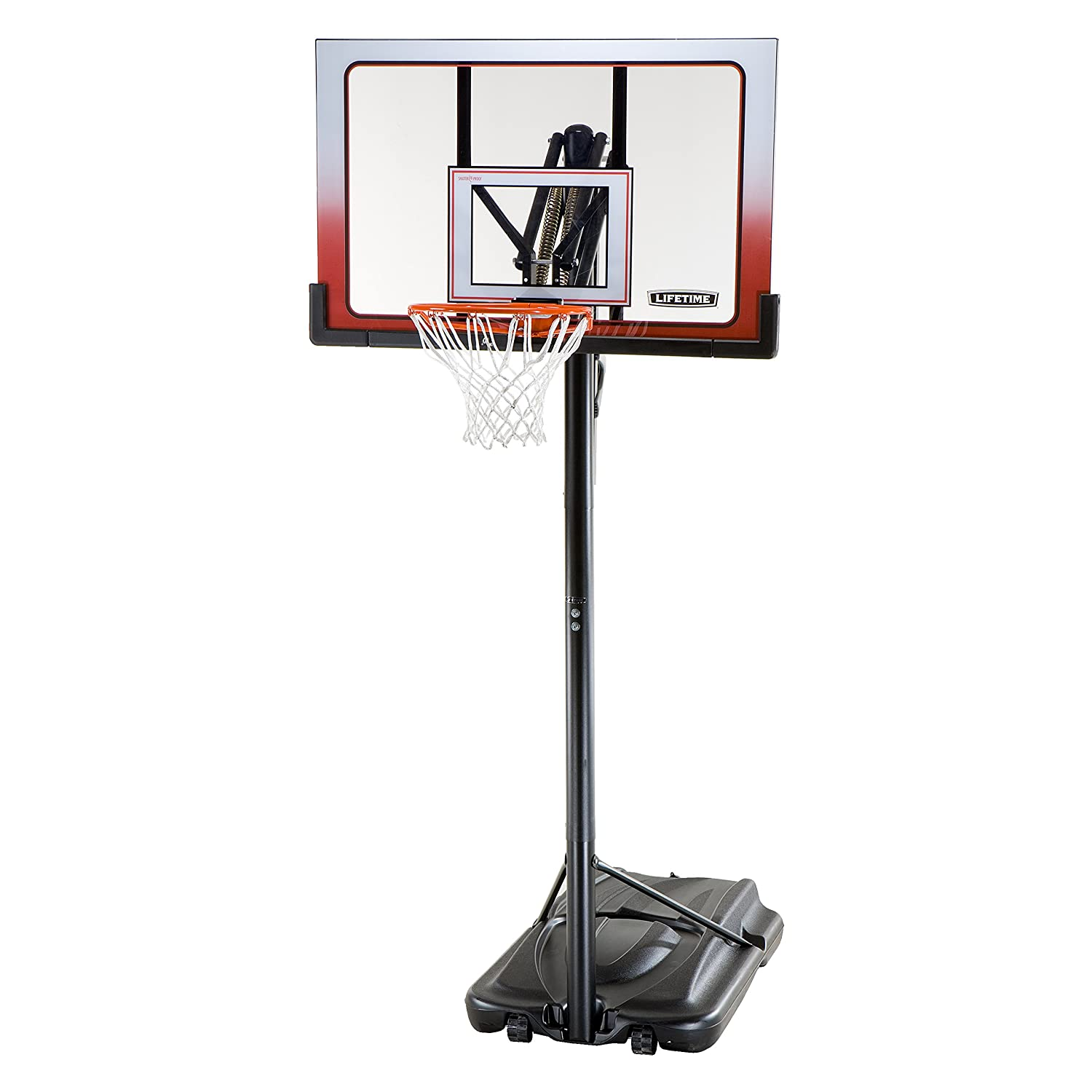 Lifetime 1558 XL Portable Basketball Hoop