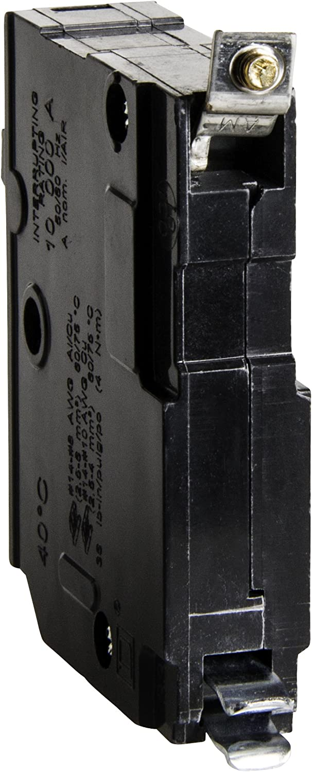 Square D by Schneider Electric QOB115CP 15-Amp Single-Pole Bolt-On Circuit Breaker