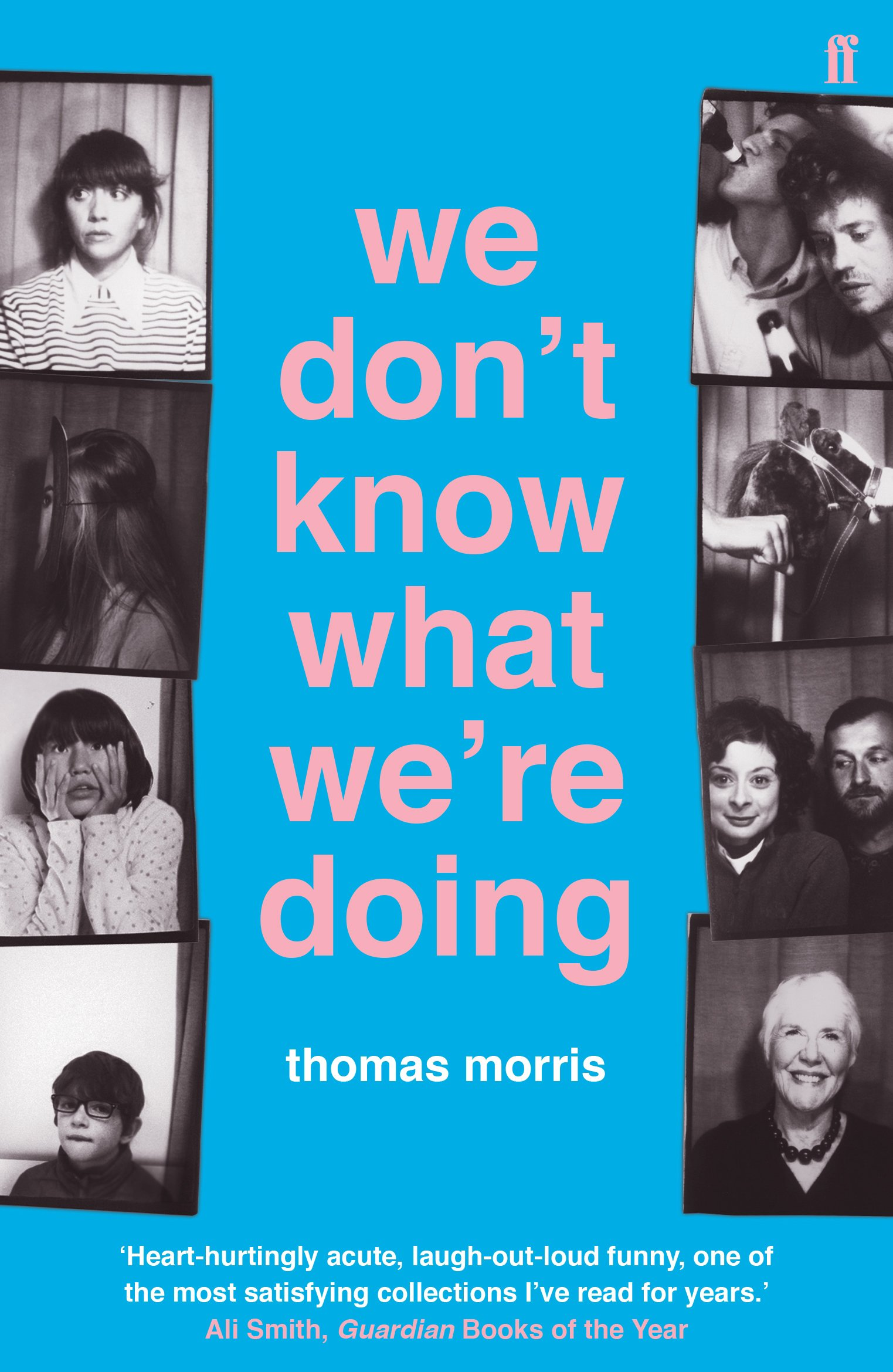 Download We Don't Know What We're Doing ebook