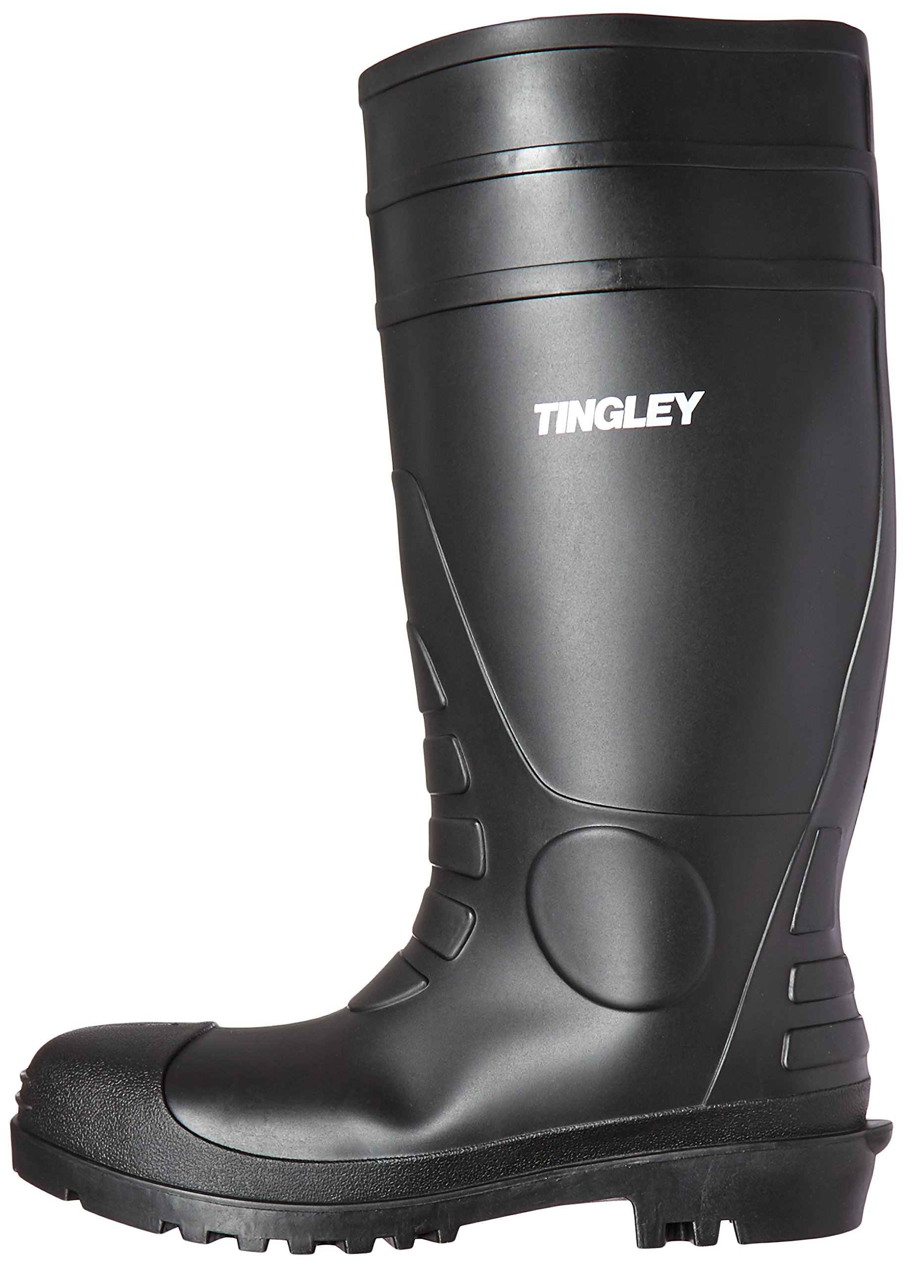 TINGLEY 31151 Economy SZ12 Kneed Boot for Agriculture, 15-Inch, Black by TINGLEY (Image #5)