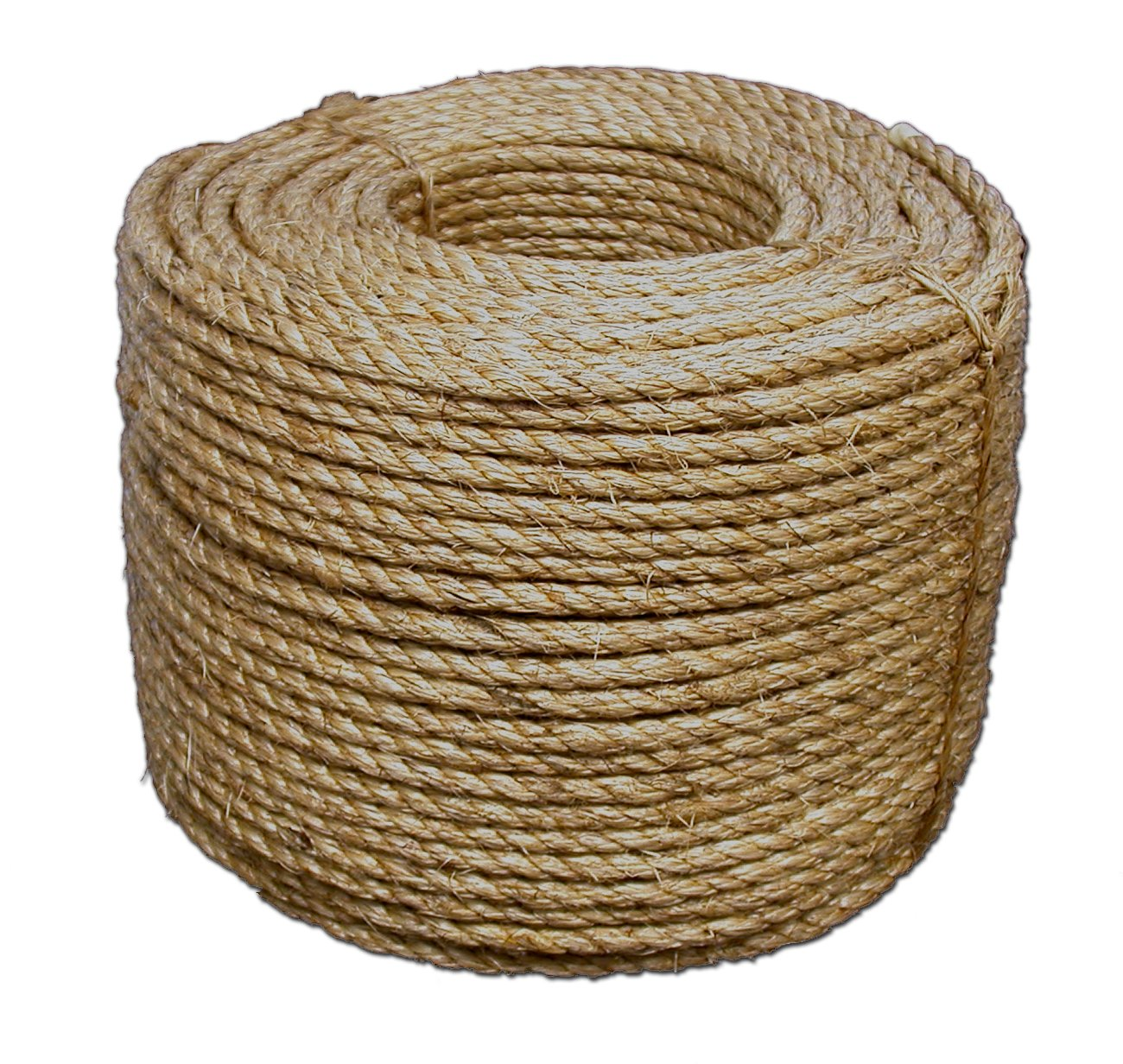 T.W . Evans Cordage 30-062 3/4-Inch by 200-Feet Pure Number-1 Manila Rope