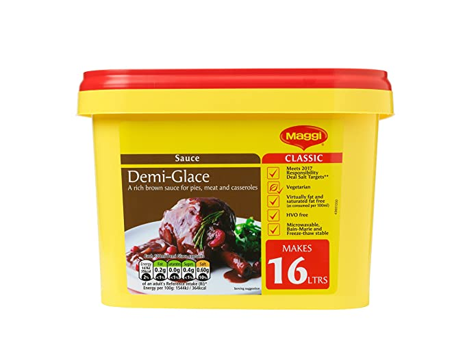 Maggi Classic Demi-Glace Salsa 2kg