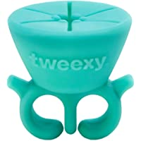 Tweexy The Wearable Nail Polish Holder, Spa Green, Spa Green, 60 g