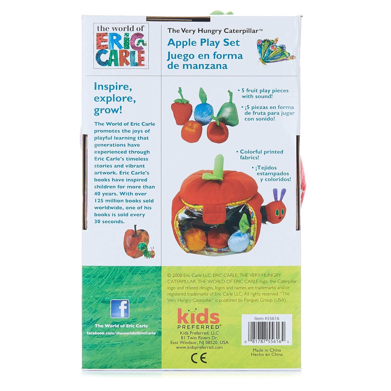 Amazon.com: Mundo De Eric Carle, Apple Playset: Kids ...