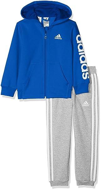 adidas Mädchen Trainingsanzug Hojo
