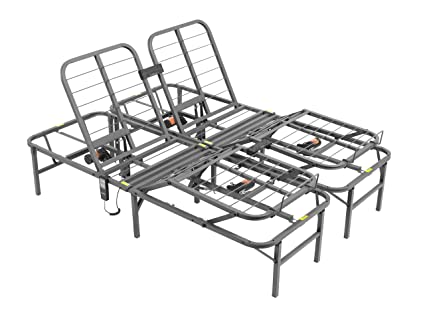 Amazon.com: PragmaBed Pragmatic Adjustable Bed Frame, Head and