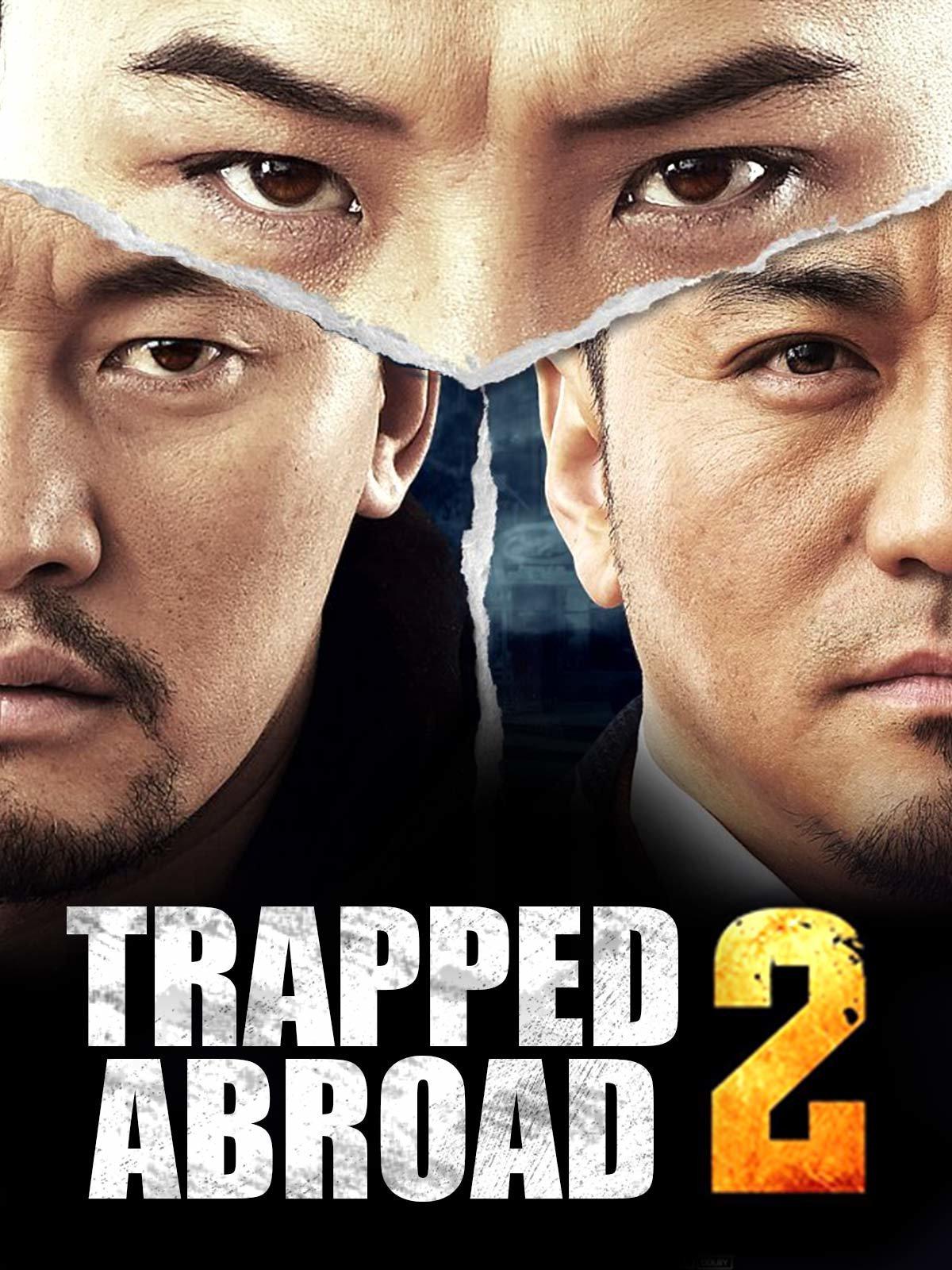 Trapped Abroad 2 (2016) 720p | 480p WEB-DL  [Dual Audio] [Hindi – Korean] x264