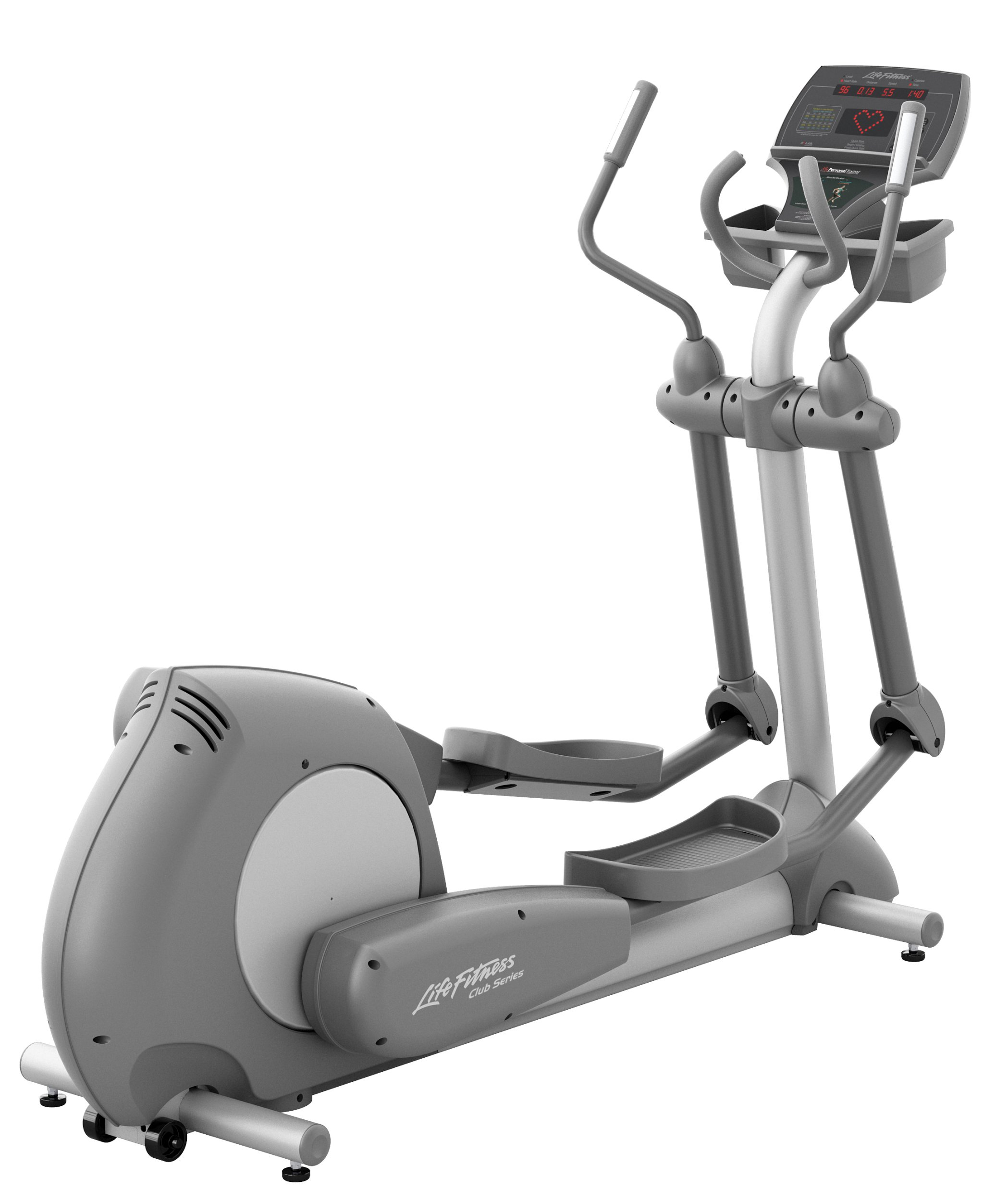 Life Fitness Club Series Elliptical Cross-Trainer by Life Fitness