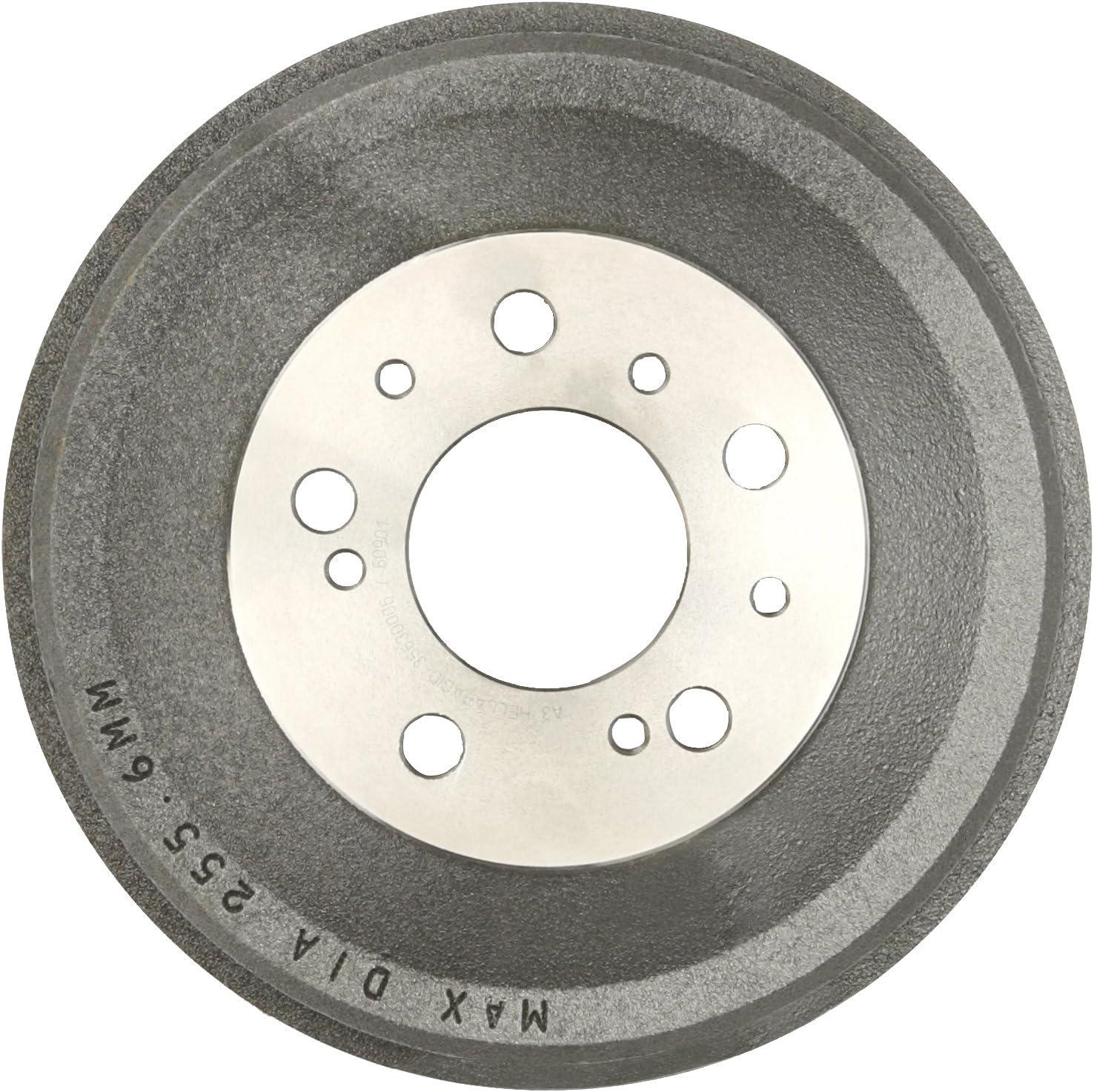 HELLA PAGID 8DT 355 300-061 Bremstrommel Hinterachse