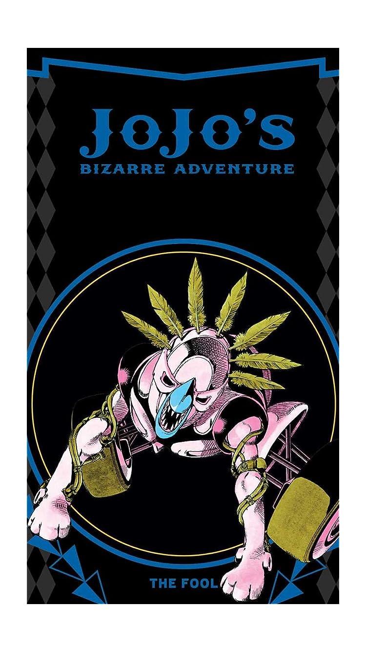 ジョジョの奇妙な冒険 イギーのスタンド『愚者(ザ・フール)』 iPhoneSE/5s/5c/5(640×1136)壁紙画像