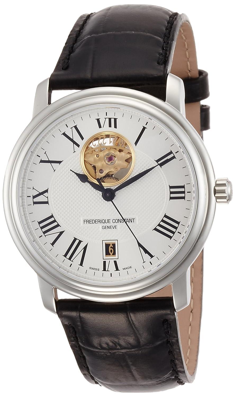 [フレデリックコンスタント]FREDERIQUE CONSTANT 腕時計 クラシックハートビート スケルトンデイト FC-315M4P6 メンズ 【正規輸入品】 B01N3AZ3FA