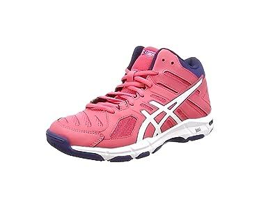 Asics Gel-Beyond 5 MT, Chaussures de Gymnastique Femme, Rouge (Rouge Red/White/Indigo Blue), 41.5 EU