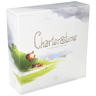 Stonemaier Games Charterstone: Toys & Games