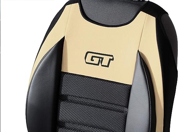 Housse de si/ège Universelle GT avec Support Lombaire pour Suzuki Vitara