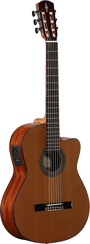 Alvarez AC65CE - Guitarra electroacústica (caoba)