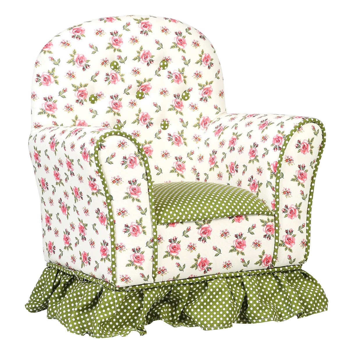 Costzon Kids Sofa Children Armrest Chair Living Room Furniture Seat