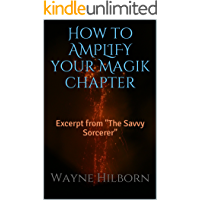 "How to AMPLIFY your Magik chapter: Excerpt from ""The Savvy Sorcerer"" (The Savvy Sorcerer Excerpts Book 7)"