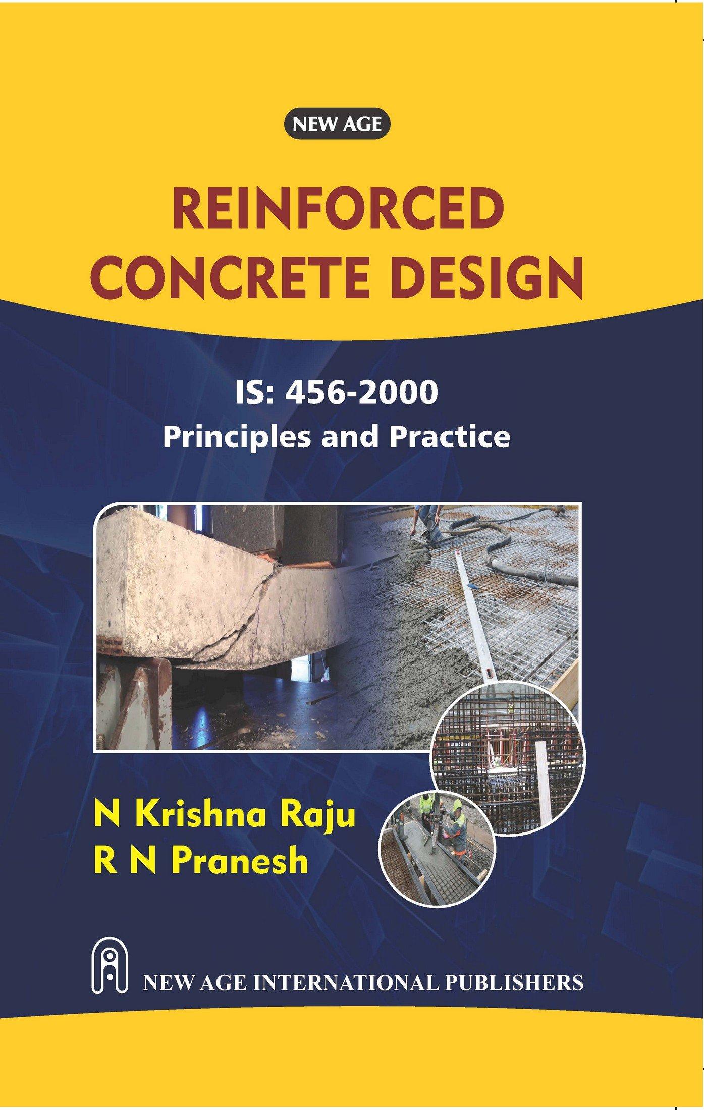 Design Of Reinforced Concrete Structures By Krishna Raju Pdf Printer