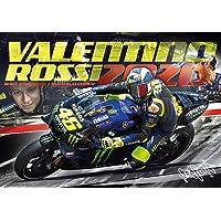 Valentino Rossi 2020 Calendar: Star of MotoGP