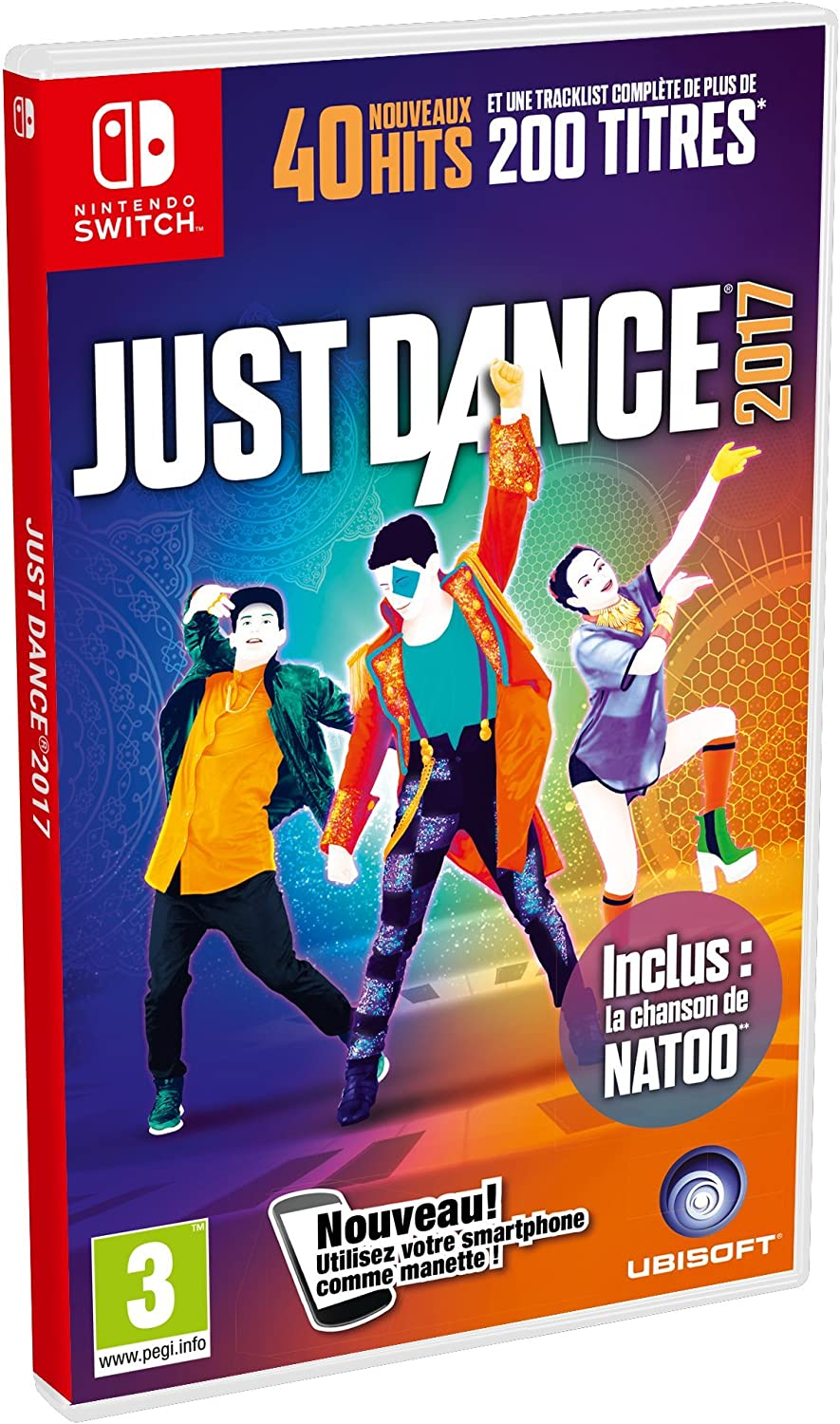 Just Dance 2017 [Importación francesa]: Amazon.es: Videojuegos
