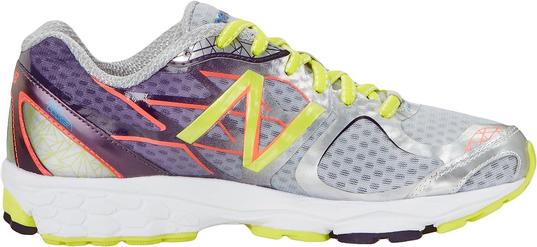 New Balance W 1080 D SG4 V4 Silver 42.5: Amazon.es: Zapatos y complementos