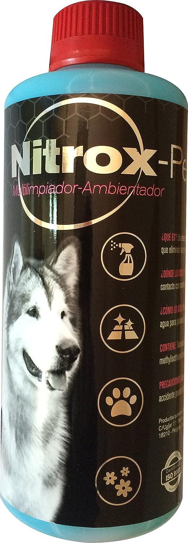 Limpiador Enzimático - Elimina olores animales - Caja 6u.: Amazon.es: Hogar